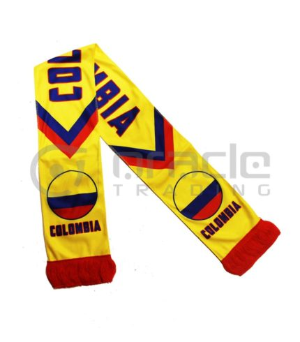 Colombia Fleece Scarf