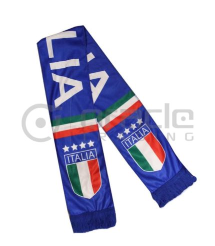 Italia Fleece Scarf