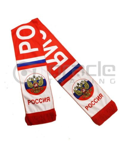 Russia Fleece Scarf
