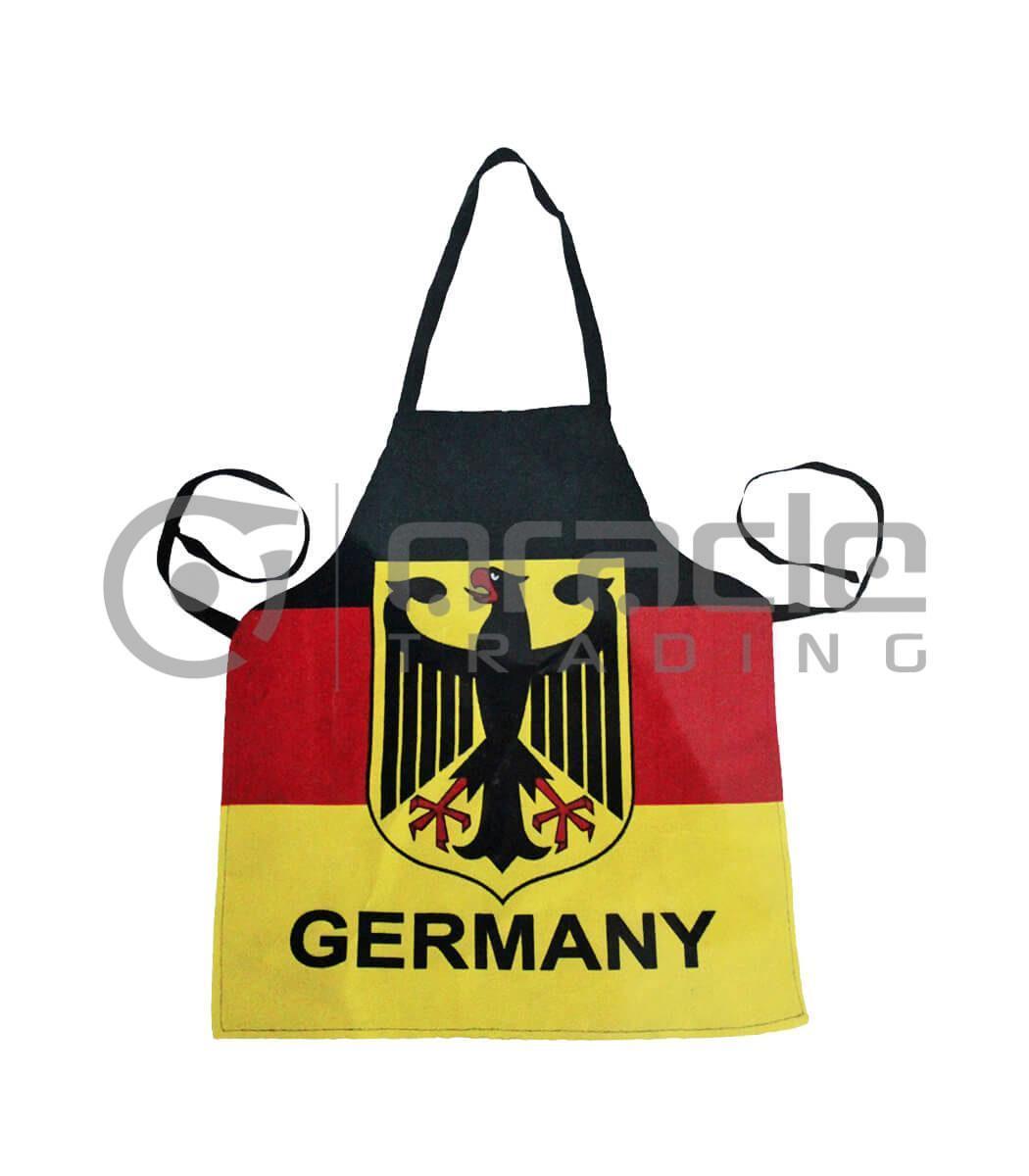 Germany Flag Apron - Canvas