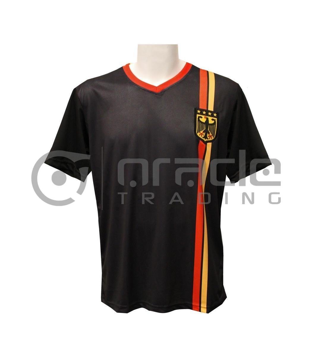 Germany Jersey - Black - Adults