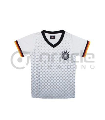 Germany Jersey - White - Kids