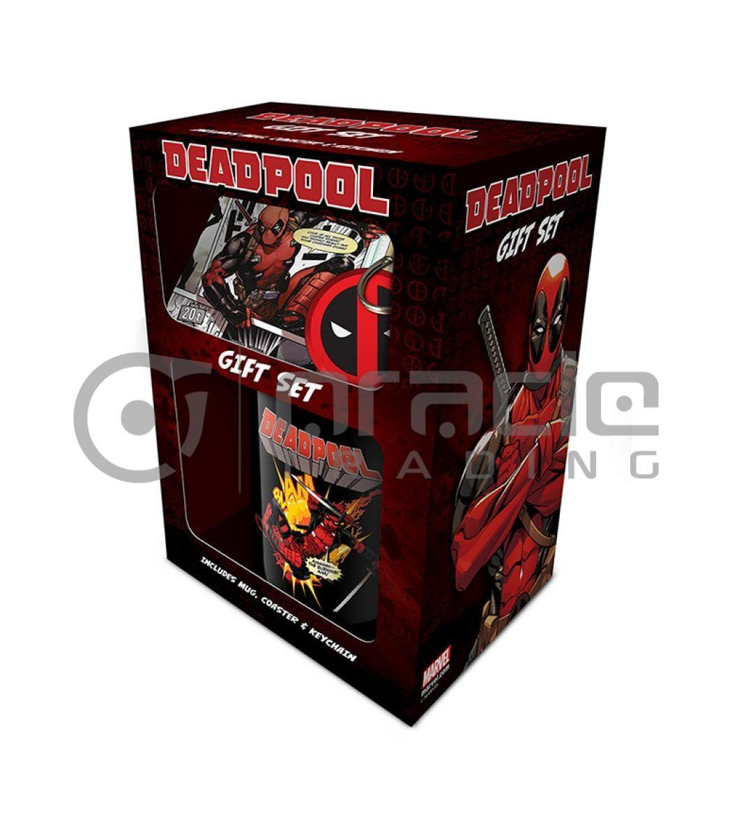 Deadpool Gift Set