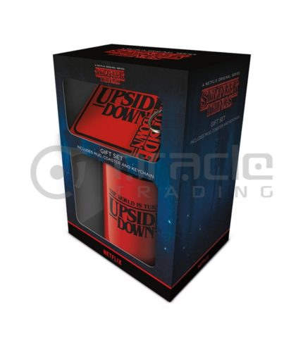 Stranger Things Gift Set - Upside Down