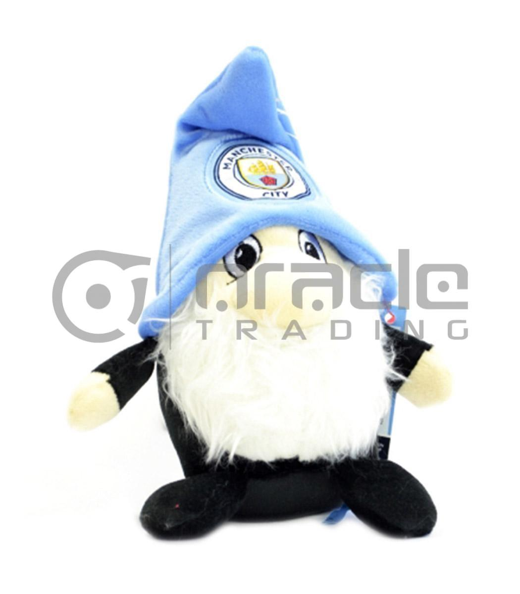 Manchester City Plush Gnome