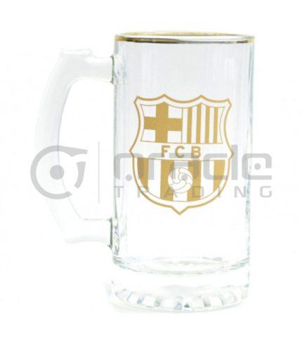 Barcelona Gold Beer Stein