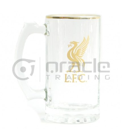 Liverpool Gold Beer Stein