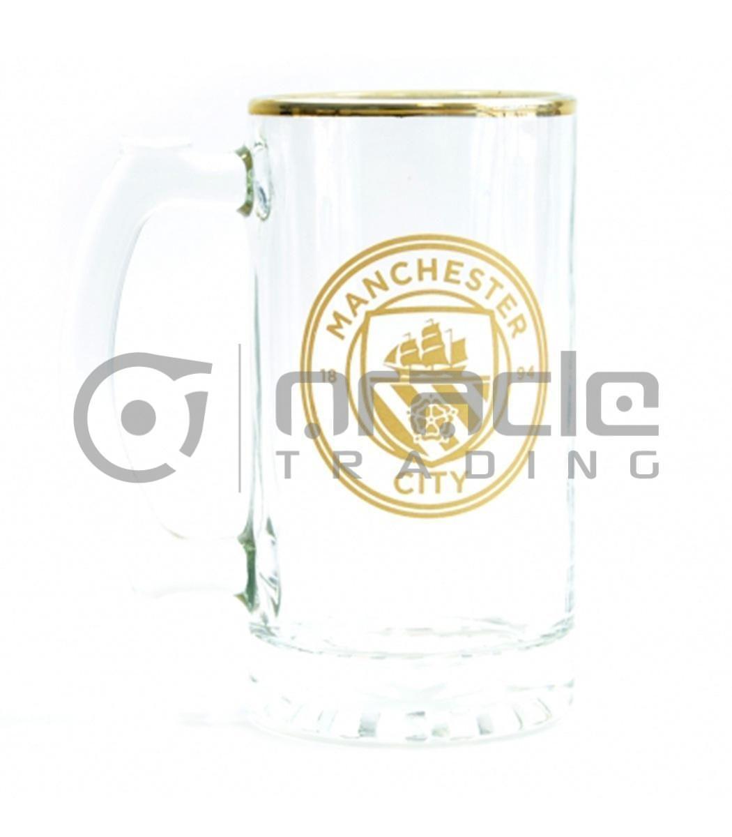 Manchester City Gold Beer Stein