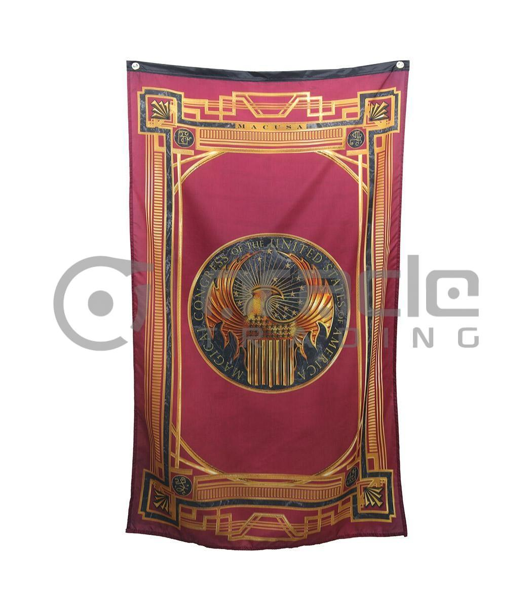 Harry Potter Magical Congress of USA Banner (Fantastic Beasts)