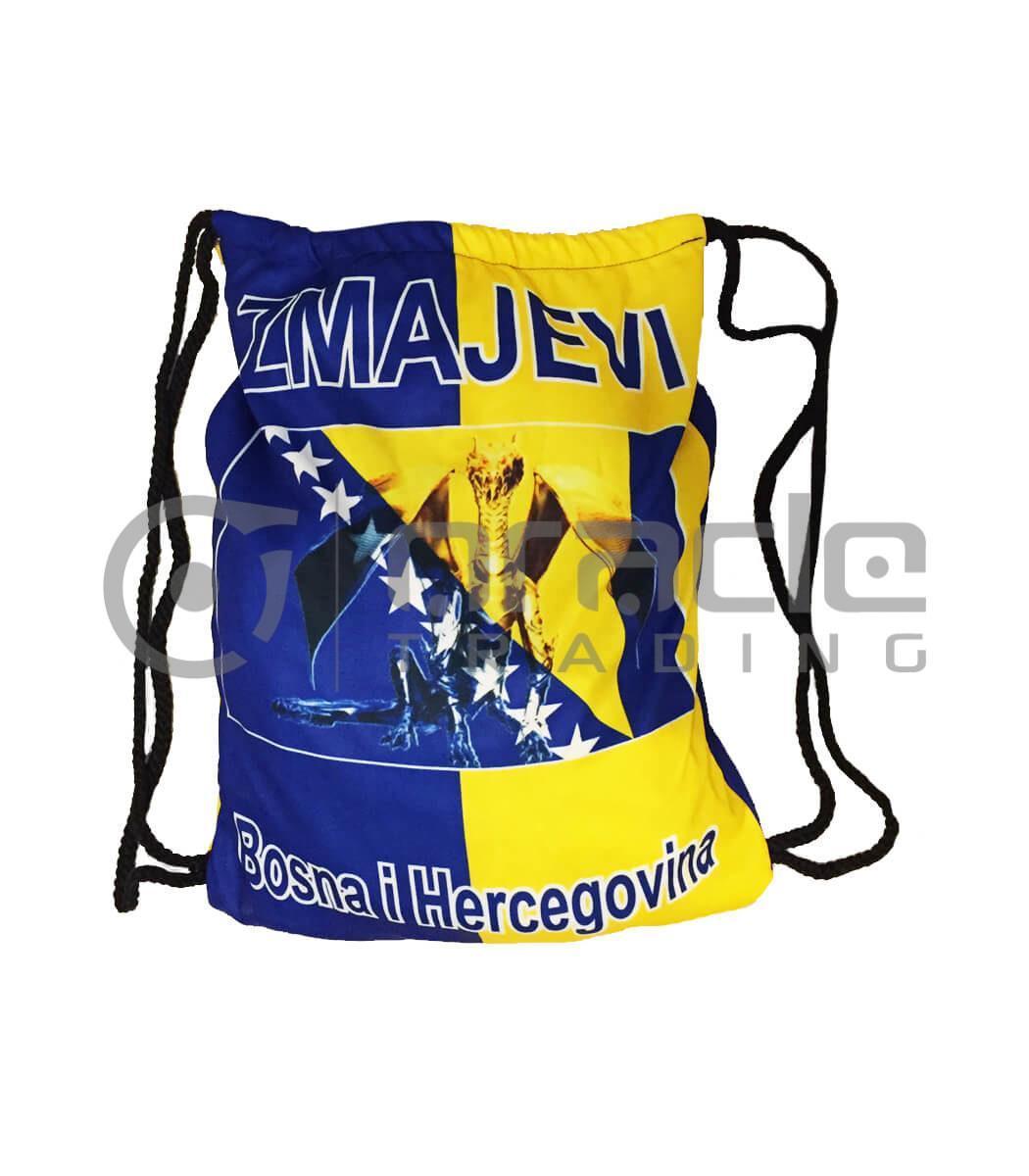Bosnia Gym Bag