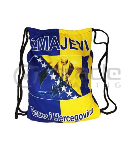 Bosnia Gym Bag