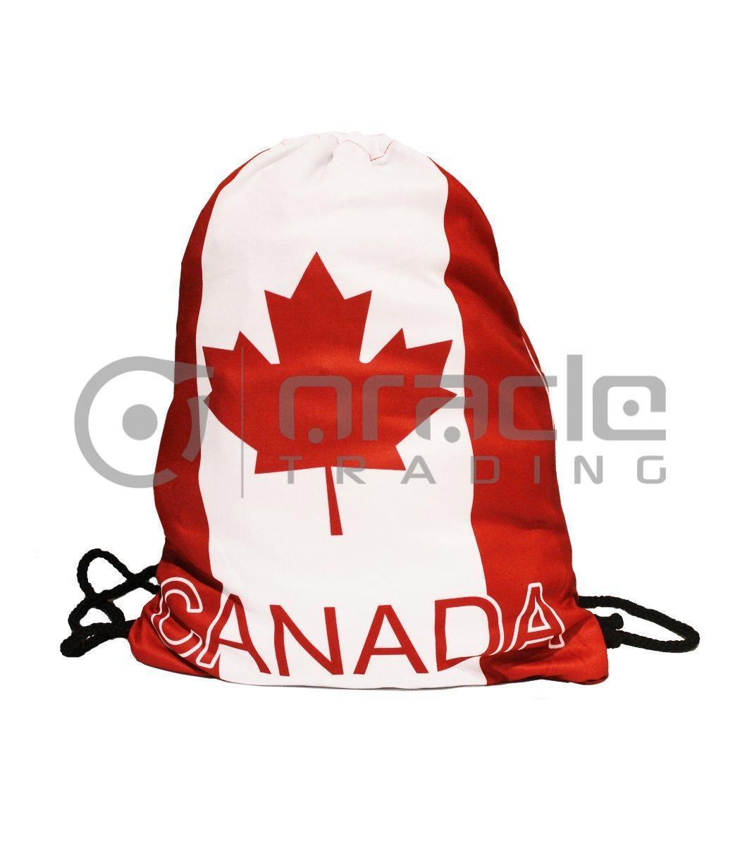 Canada Gym Bag