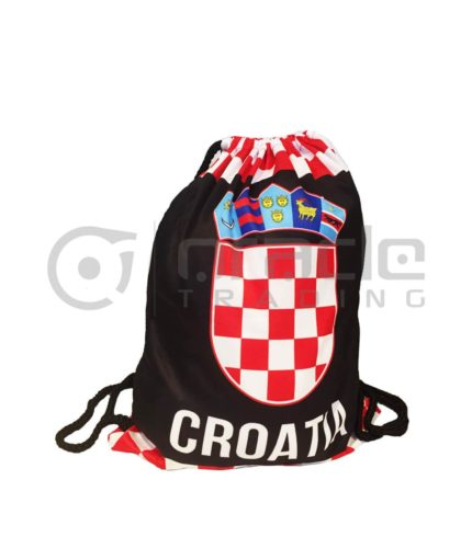 Croatia Gym Bag