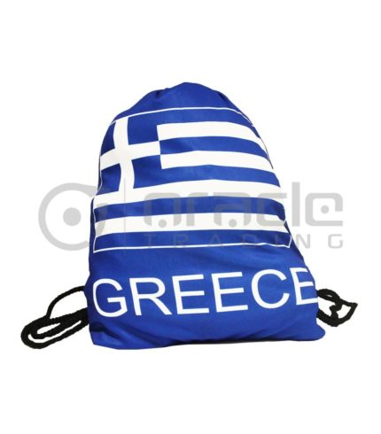 Greece Gym Bag