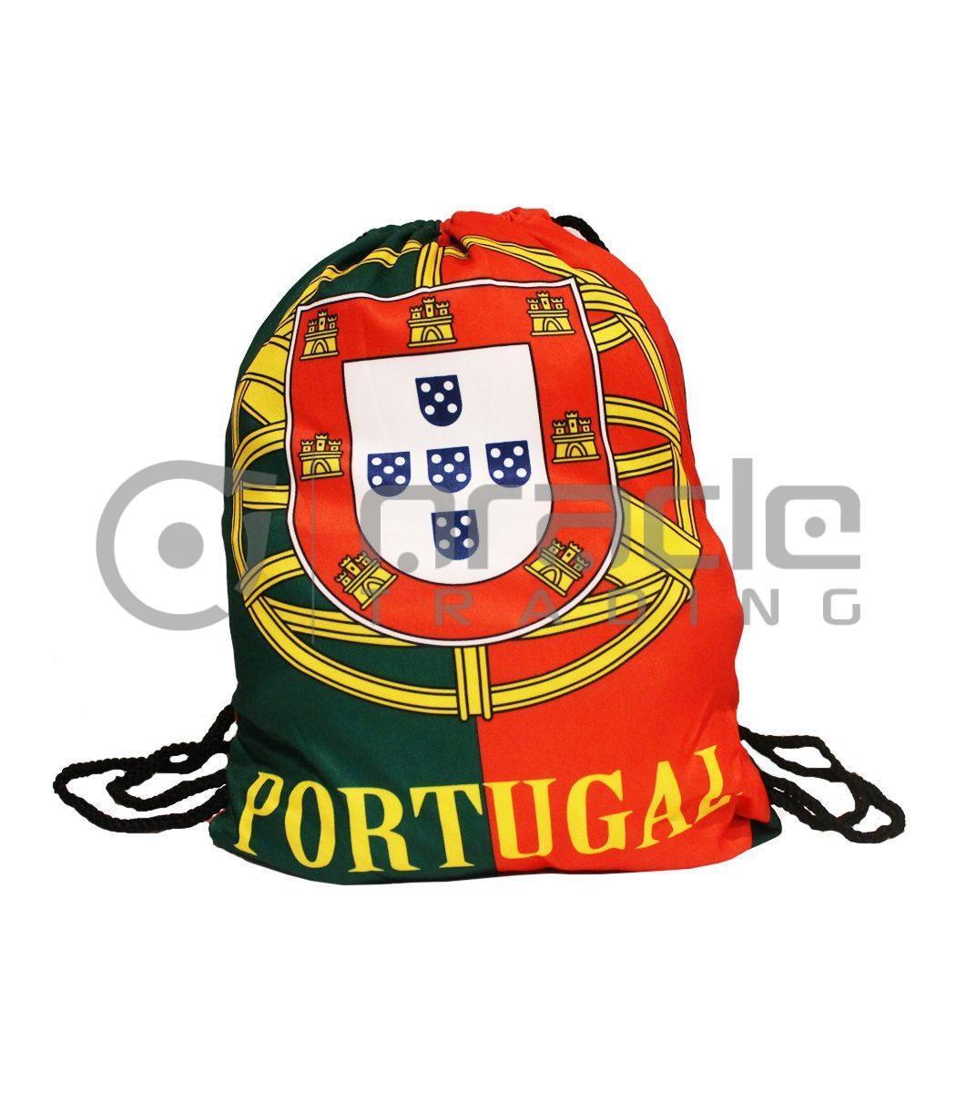 Portugal Gym Bag