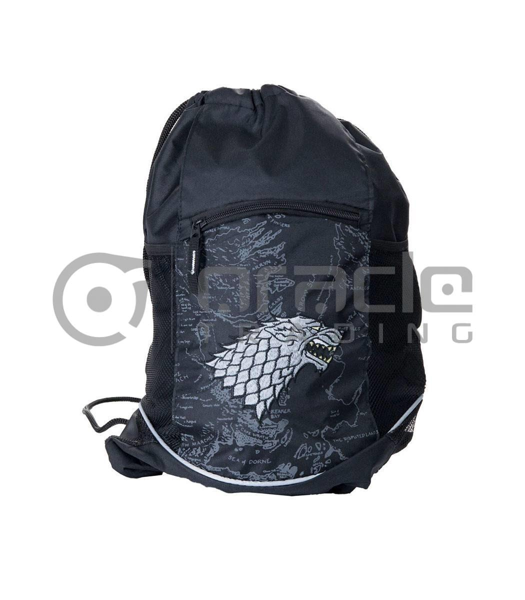 Game of Thrones Stark Gym Bag