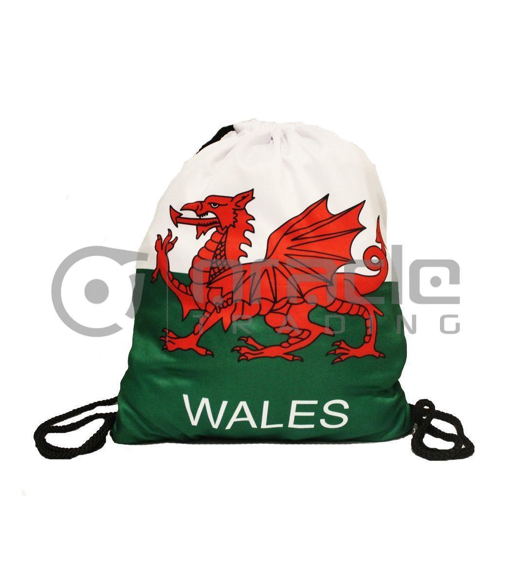 Wales Gym Bag