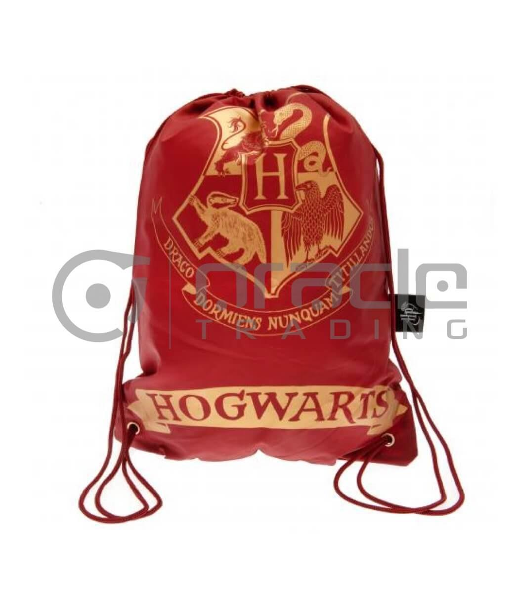 Harry Potter Gym Bag - Hogwarts