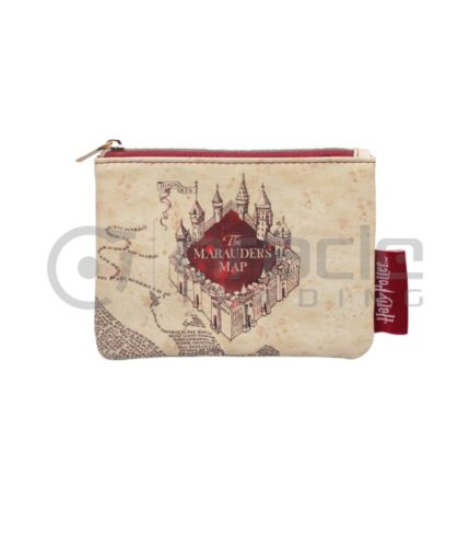 Harry Potter Purse - Small - Marauders Map