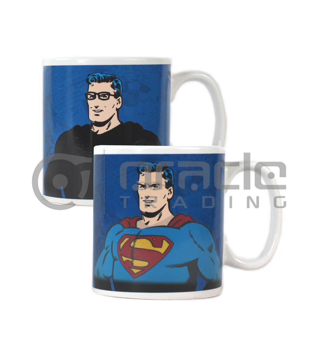 Superman Heat Reveal Mug
