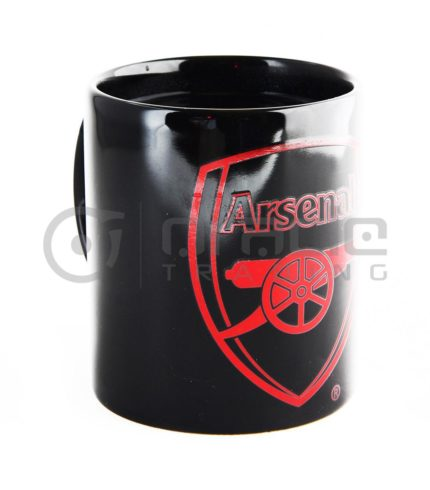 Arsenal Heat Reveal Mug (Boxed)