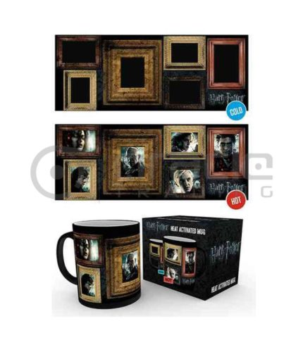 Harry Potter Hogwarts Heat Reveal Mug