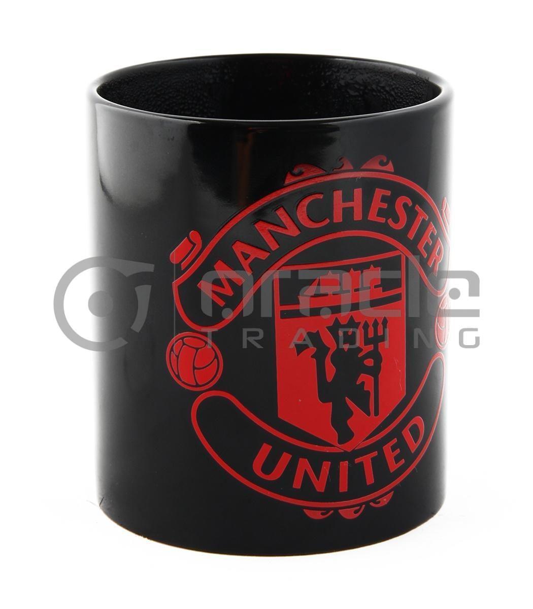 Manchester United Heat Reveal Mug (Boxed)