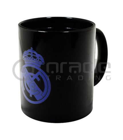 Real Madrid Heat Reveal Mug (Boxed)