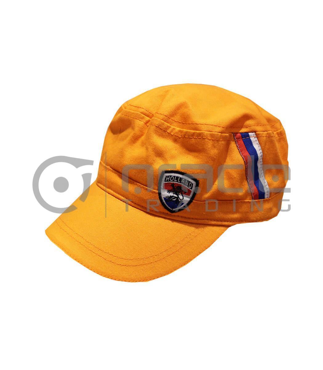 Holland Oranje Army Hat