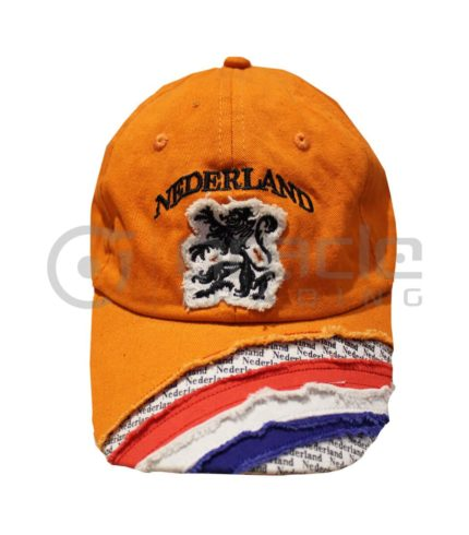 Nederland Newsprint Hat
