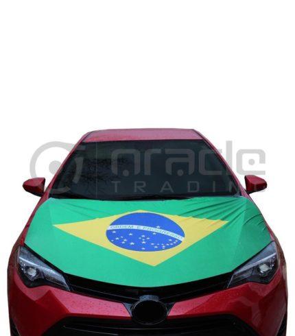 Brazil Hood Cover