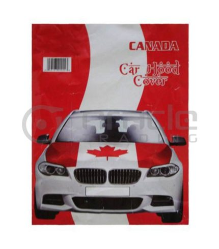 Canada Hood Cover