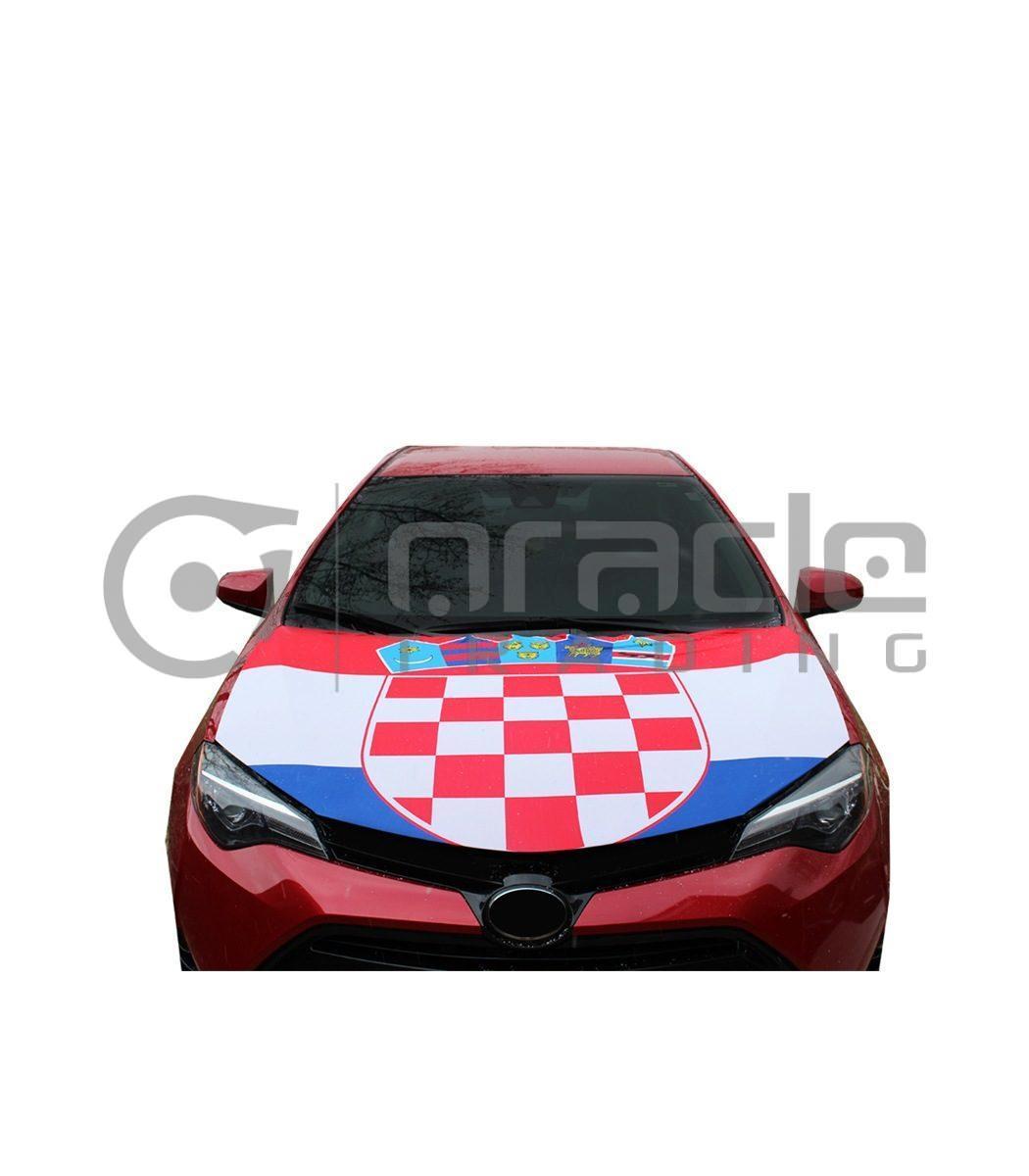Croatia Hood Cover