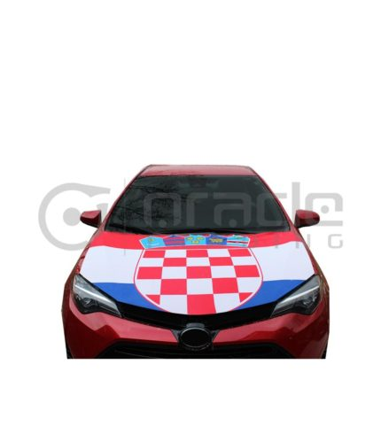 Croatia Hood Cover