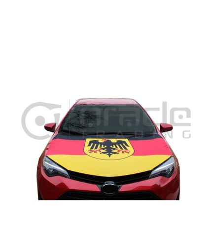 Germany Hood Cover - Eagle