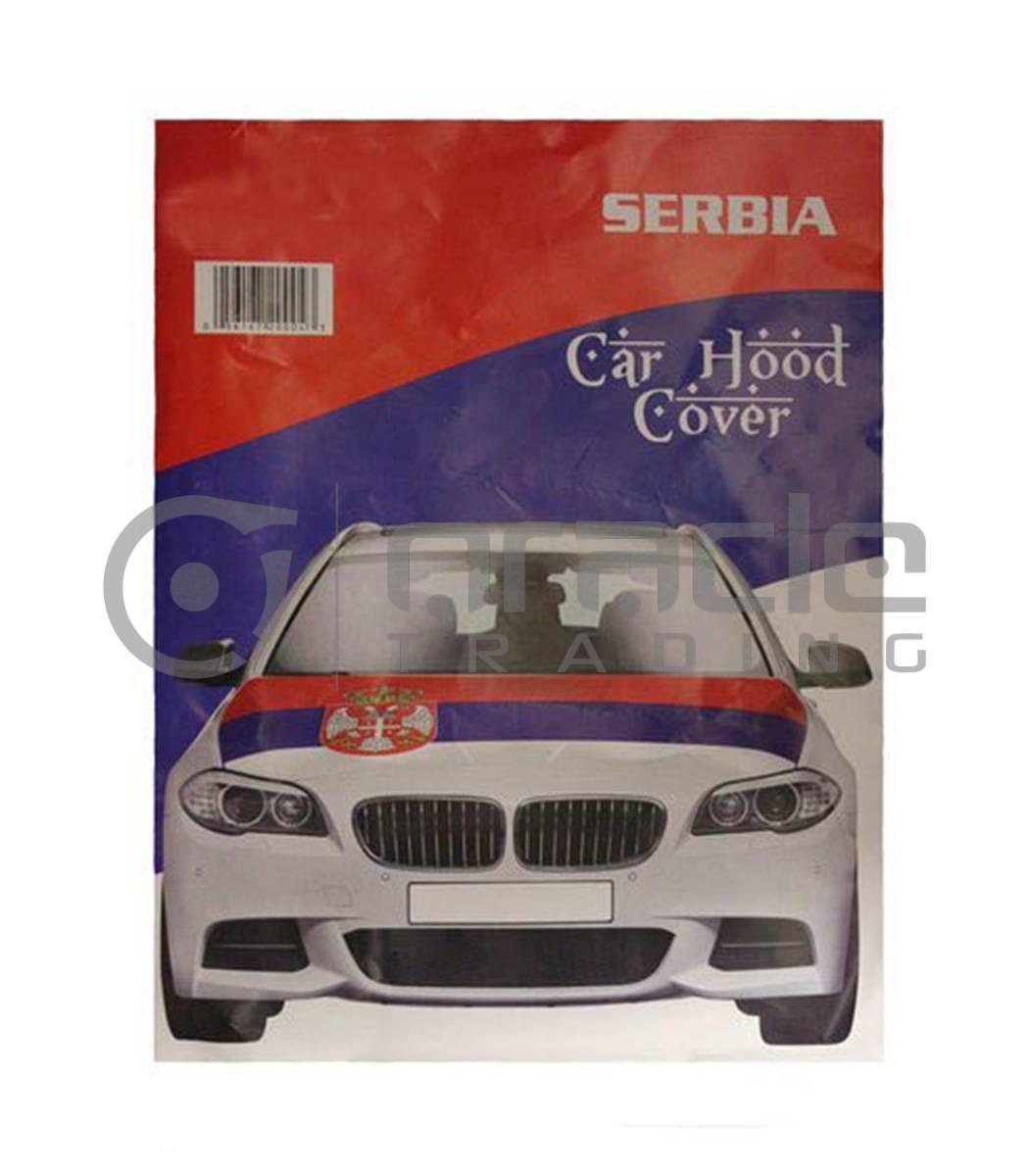 Serbia Hood Cover