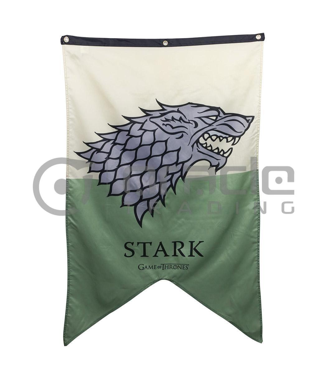 Game of Thrones Stark Indoor Banner