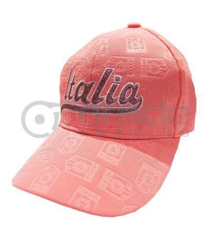 Italia Ladies Hat - Pink