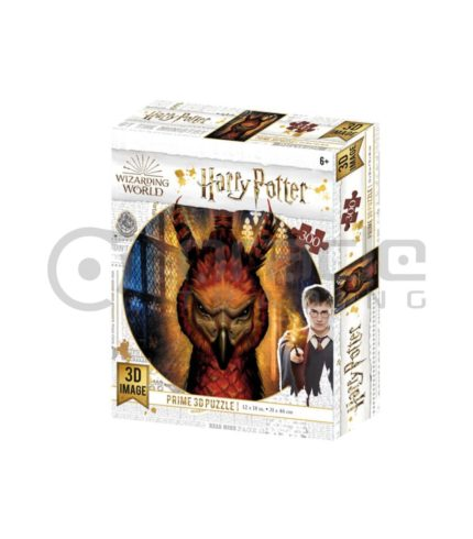Harry Potter Jigsaw Puzzle - Fawkes