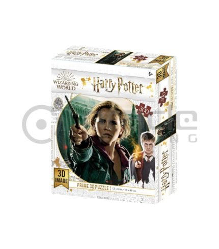 Harry Potter Jigsaw Puzzle - Hermione