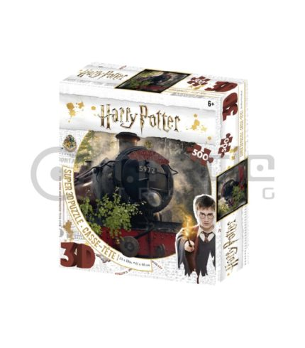 Harry Potter Jigsaw Puzzle - Hogwarts Express (3D)