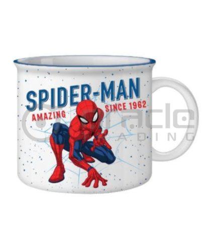Spiderman Jumbo Camper Mug - 1962 Authentic