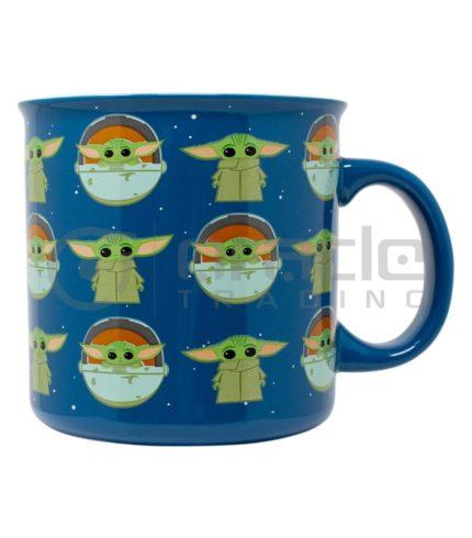 Star Wars: The Mandalorian Jumbo Camper Mug - The Child