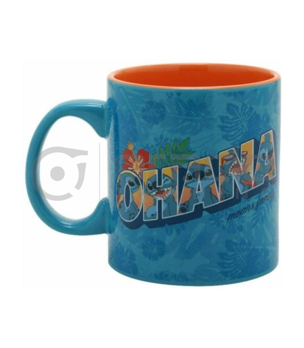 Lilo & Stitch Jumbo Mug - Ohana