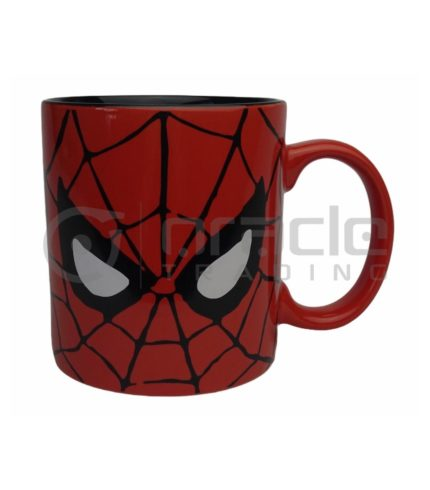 Spiderman Jumbo Mug