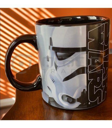 Star Wars Jumbo Mug - Vader Split
