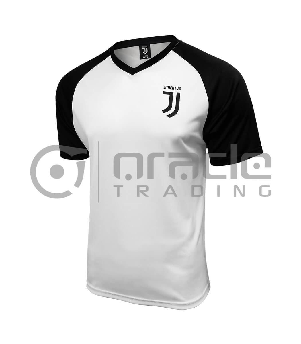 Juventus White Soccer Shirt (Adults)