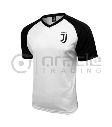 Juventus White Soccer Shirt (Adults)