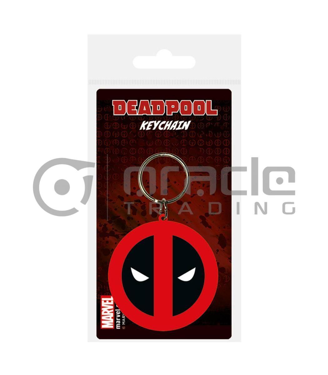 Deadpool Keychain - Symbol