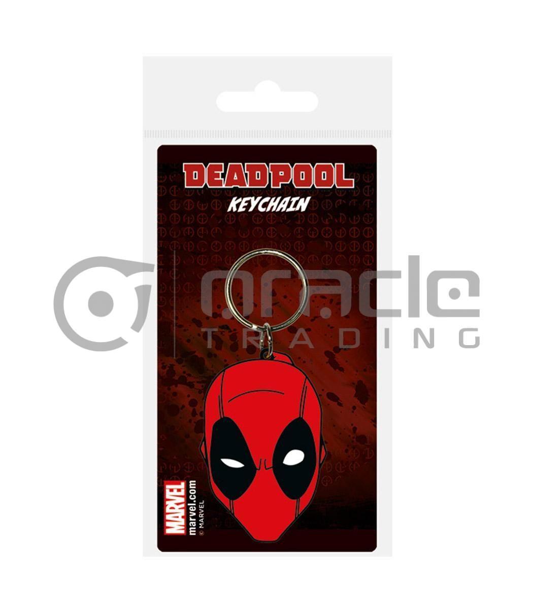 Deadpool Keychain - Face